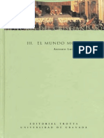 CORTES PENA a L Coord Historia Del Cristianismo III El Mundo Moderno