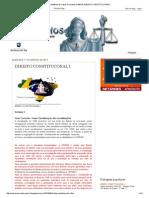 Coletânea de Casos Concretos Unesa_ Direito Constituconal i