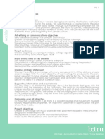 Platform Objectives
