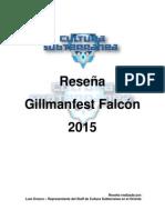 Reseña Gillmanfest Falcon 2015