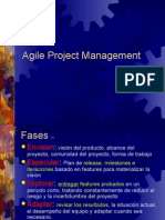 Agile Proyect Management