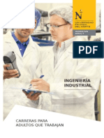 Brochure Ingenieria Industrial