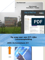 Presentation at Utrecht University on ICT for Intercultural Communication