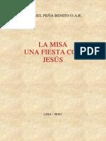 Peña Angel - La Misa Es Una Fiesta Con Jesus
