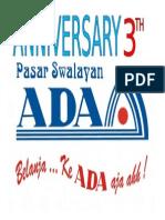 Anniversary 3 Th