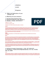 WMSU PFR 2014 Syllabus (With Digest)