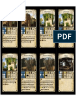 Auction Blueprint Card Sheet 8