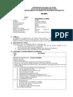 Syllabus Desarrollo Web (Autoguardado)