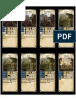 Auction Blueprint Card Sheet 3