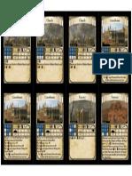 Auction Blueprint Card Sheet 4