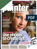 Corel Painter - 04 - Magazine, Art, Digital Painting, Drawing, Draw, 2d