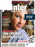 Corel Painter - 04 - Magazine, Art, Digital Painting, Drawing, Draw, 2d