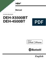 DEH-X5500BT Manual ENpdf
