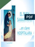 El Buen Samaritano en Clave Hospitalaria