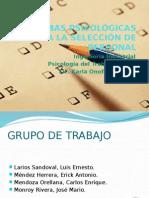 97617305 Pruebas Psicologicas Para La Seleccion de Personal