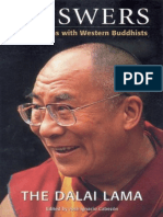 Cabezon, Jose Ignacio. Dalai Lama. Answers, Discussions With Western Buddhists