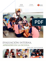 Evaluación Interna Guia Facilitador