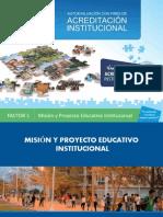 1. Factor Mision y Pei -2014