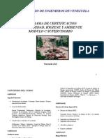 Manual Curso de Seguridad, Higiene y Ambiente, Módu