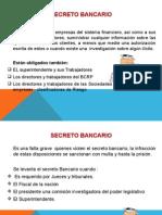 Capitulo 03 Secreto Bancario....