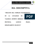 MEMORIA DESCRIPTIVA-hemilio Valdizan - Copia