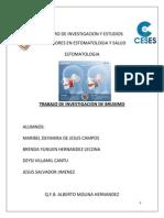 Bruxismo Brenda y.h.l. Salvador j.g. Deysi v.c. Deyanira de j. c. Centro de Investigacion y Estudios Superiores en Estomatologia y Salud Bruxismo 2 Correcion
