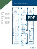 The Blue Hyatt Residences - The Townhouse- 3 bedroom- 4 bathrooms.pdf