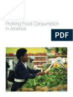 Profiling Food Consumption in America