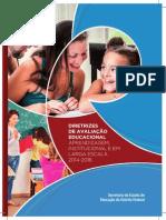 Diretrizes de Avaliação Educacional - SEEDF - 2014-2016