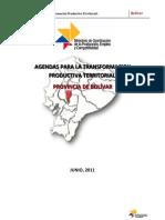 Agenda Territorial Bolivar