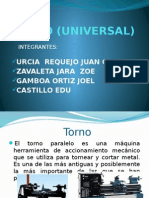 Torno (Universal)