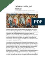 Alfonso X El Alquimista y El Legado Andalusí