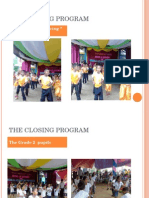 The Closing Program