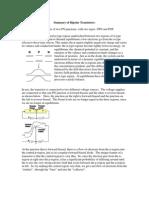 bipolar transistor notes1