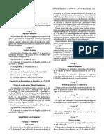 Resolução da Assembleia da República n.º 76/2015