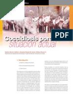 Coccidiosis porcina