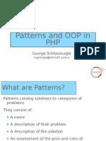 PHP 5 OOP Patterns