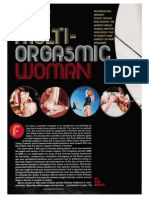 Playboy Multi-Orgasmic Woman Kim Anami