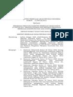 Permen PU 2013 - No 14 tentang Perubahan Pertama Permen PU No 7 Tahun 2011.pdf