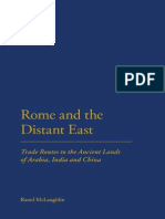 McLaughlin Raoul - Rome and the Distant East Trade Routes to the Ancient Lands of Arabia, India and China