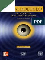 Oftalmologia en La Practica de La Medicina General