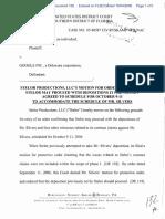 Silvers v. Google, Inc. - Document No. 132
