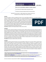 Prevalência dos fatores de risco para diabetes mellitus de servidores públicos