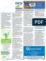 Pharmacy Daily for Tue 07 Jul 2015 - MA pushes transparency, Assistants break records, 'Doc around the clock', Guild Update and much more