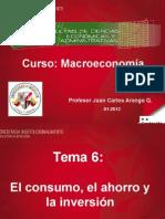 universidad de medellín - macroeconomía clase función consumo ahorro e inversión.pptx