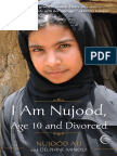 I Am Nujood, Age 10 and Divorced by Nujood Ali with Delphine Minoui - Excerpt