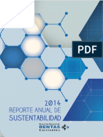 Reporte anual DGR