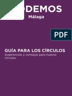 Guía Para Formar Círculos-PODEMOS Málaga