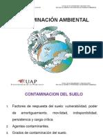 CA SEM6 Contaminación de Suelos