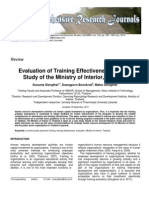 Evaluation of training Effectiveness.pdf